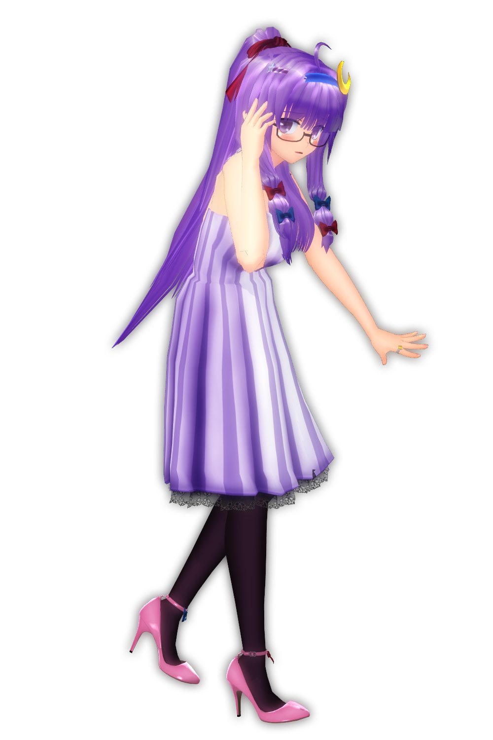 3d mmd patchouli and young lover doggystyle breathe on me 10