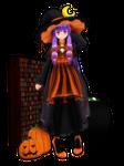 Halloween Patchouli