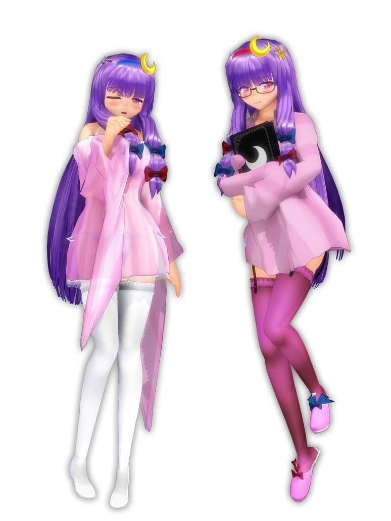 3d mmd patchouli and young lover doggystyle breathe on me 3