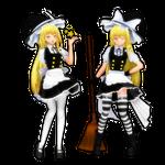 Double Marisa