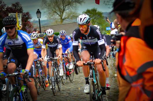 Ronde Van Vlaanderen 2014 #10 'Tommeke'