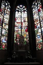 Cathedrale de Bourges by Doloresvselenium