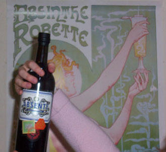 absinthe by fireflytrance