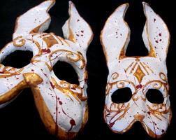 Splicer Mask by berrynerdy