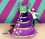 [DD] It's a Piece of Cake to Bake a Pretty Cake