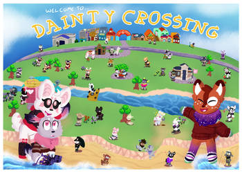 [DD | Prompt] Welcome to Dainty Crossing
