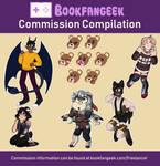 [$] Commission Compilation 13