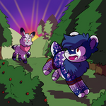 [DD | PROMPT] Frolicking in the Forest