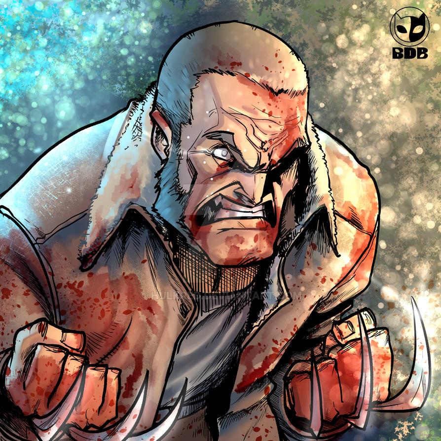 Logan by hulkred