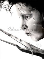 Scissorhands by AdneCarvalho