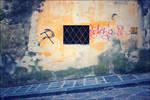 Graffiti and Window
