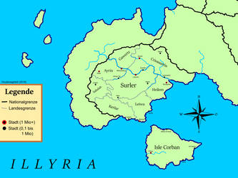 Illyria by HoubkneghteS