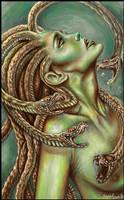 Medusa by krystalcs