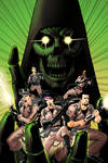 Ghostbusters: Death's Hand Cover