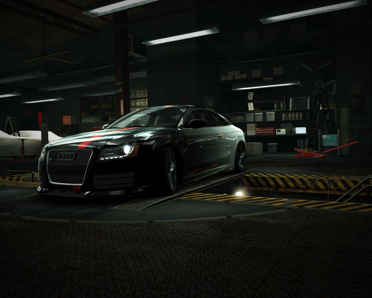 Audi S5 by RyuMakkuro