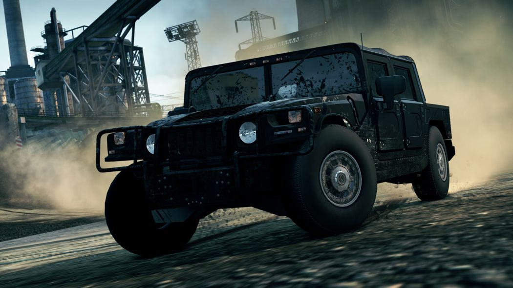 Hummer H1 Most Wanted 2012 By Ryumakkuro On Deviantart