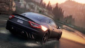 Maserati GranTurismo Most Wanted 2012