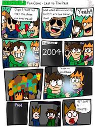 Eddsworld Fan Comic - Last to The Past