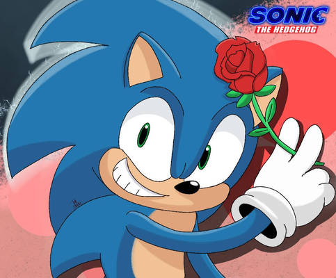 No Valentines Day, only Sonic