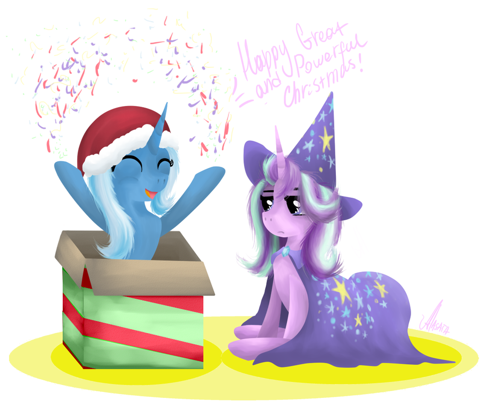 awesome present (again) by Alasata