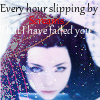 Amy Lee by SalemDream