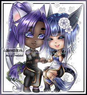Ying and Yuu