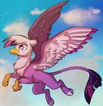 Twilight Gryphon