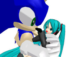 MMD Sonic :D by Supersonia