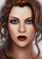 Lunar Chronicles - Queen Levana by LauraHollingsworth