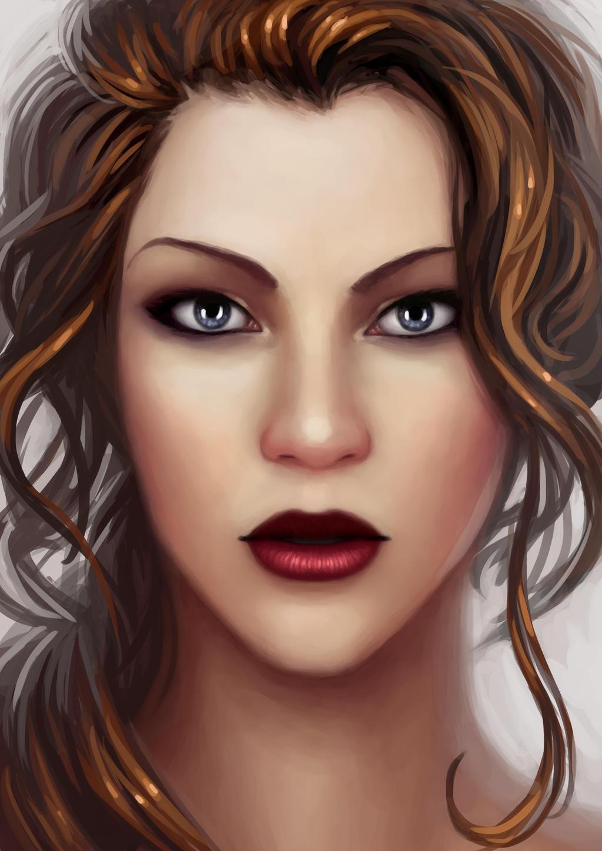 Lunar Chronicles - Queen Levana