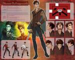 The Silver Eye - Bhatair Character Sheet