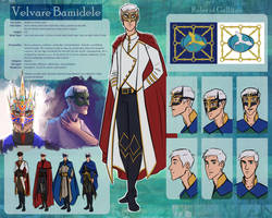 The Silver Eye - Velvare Character Sheet by LauraHollingsworth