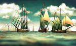 The Silver Eye - Raritan Fleet