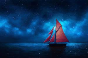 The Silver Eye - Starry Night Novalog