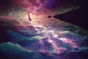 The Silver Eye - Novalog IN SPACE by LauraHollingsworth