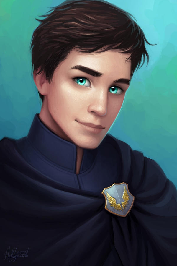 Keeper of the lost cities fitz vacker by laurahollingsworth on
