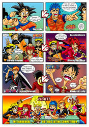 J-Stars Victory Vs...Food by Solariskaliber