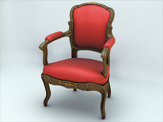 Antique Victorian Chair Part 2 By CrowInHand ...