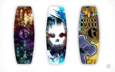 Wakeboards Designs Busse by JD94Design