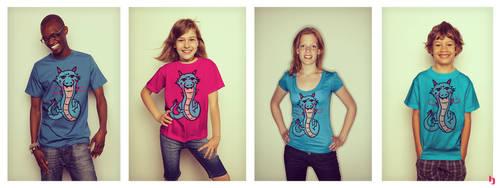 Dragon Tshirt Design by JD94Design