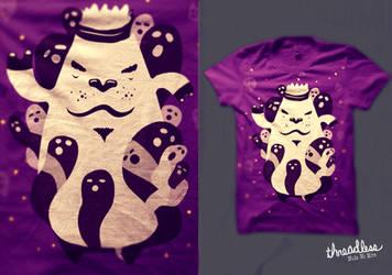 .: Spirit Master Panda :. by JD94Design