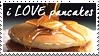 Pancakes Stamp by Some-Punk-Next-Door