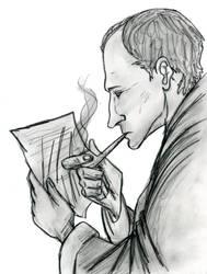 Doyle's Sherlock Holmes by DitaDiPolvere