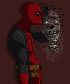 It's me, Deadpool