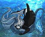 Mermaid cuddles 3 by DitaDiPolvere