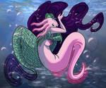 Mermaid cuddles 4 by DitaDiPolvere