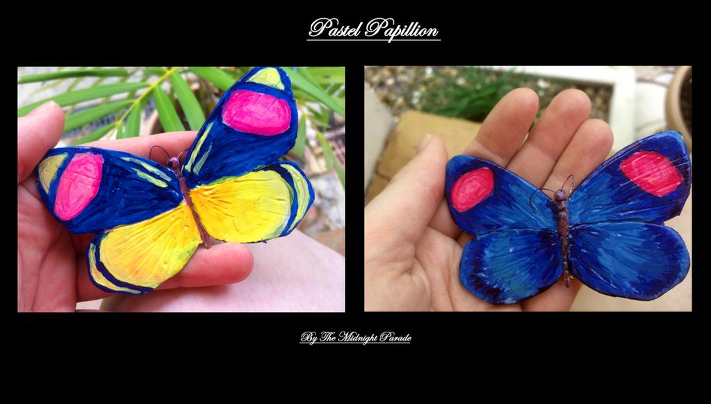 Pastel Papillion by TheMidnightParade