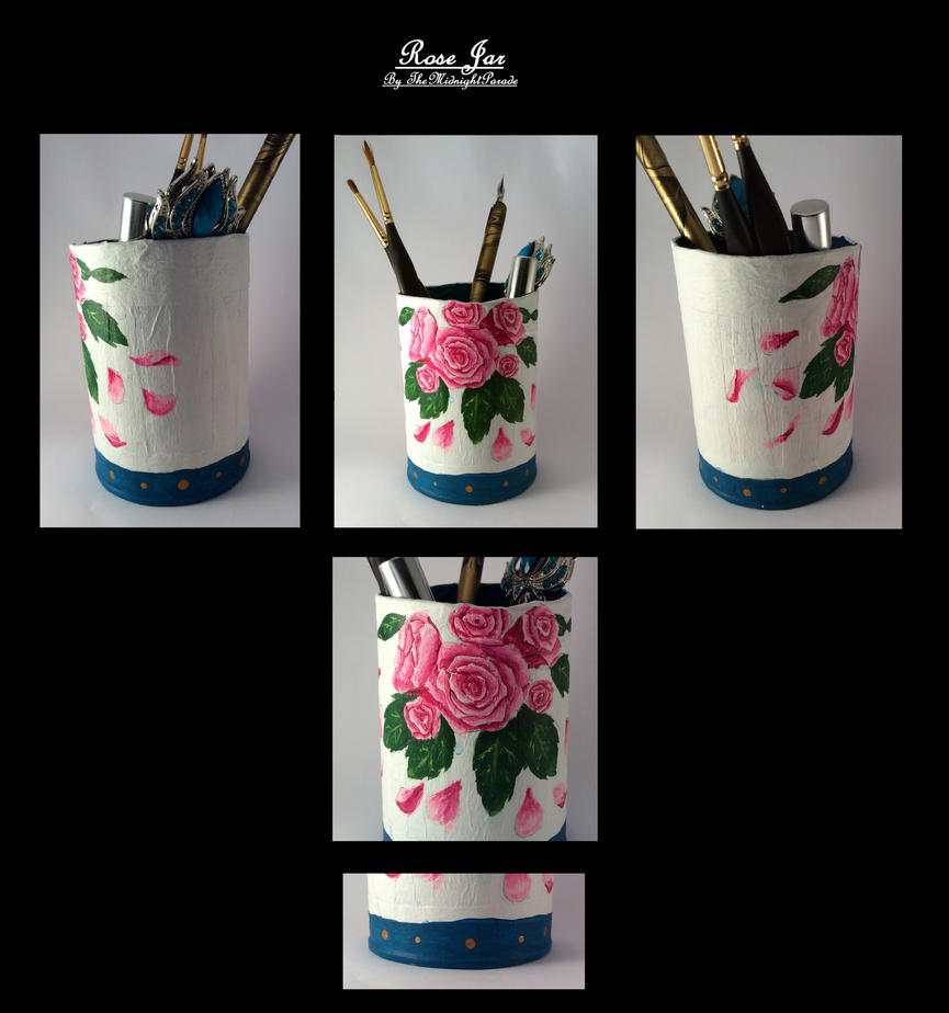 Jar of Roses by TheMidnightParade