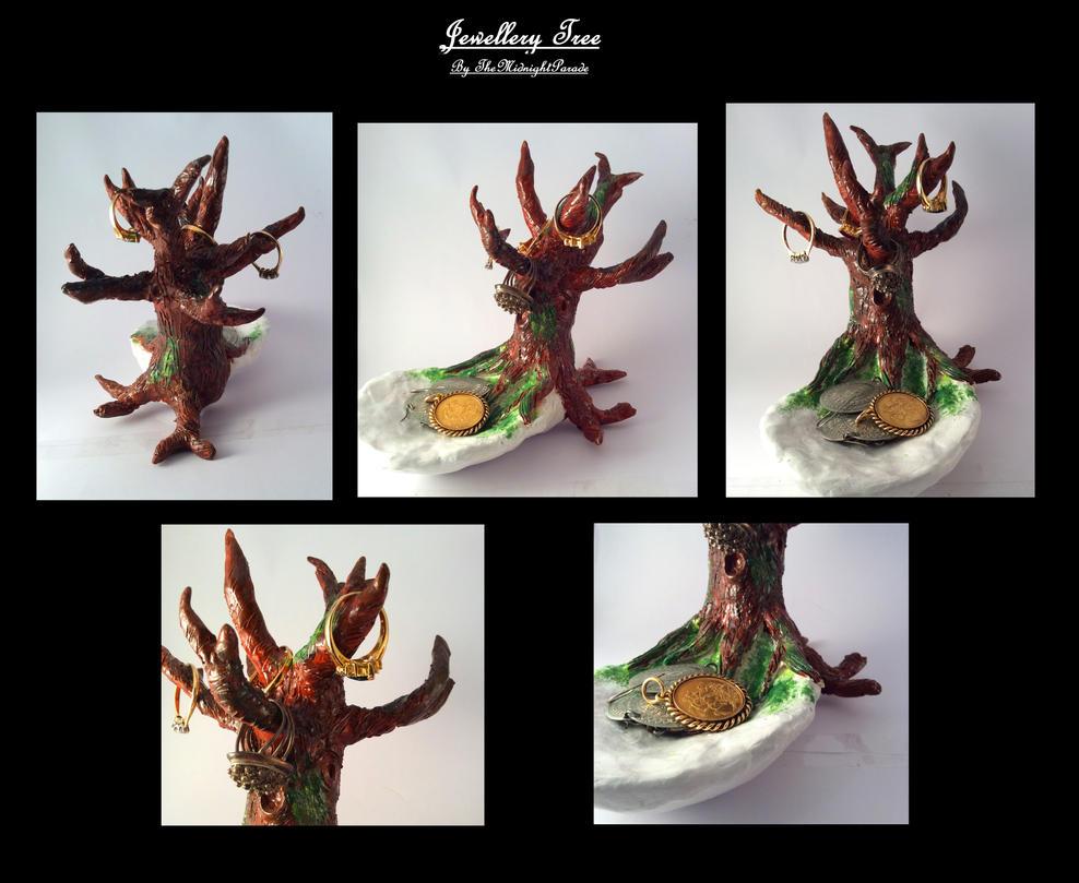 Jewellery Tree by TheMidnightParade