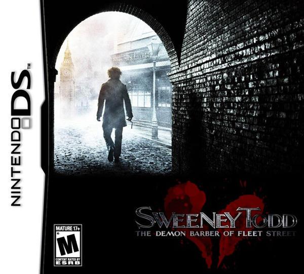 DS - Sweeney Todd... TEH GAME by Lady-Bealzabub